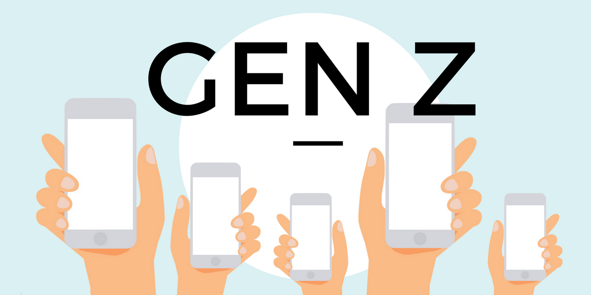 What you need to know about the Tech-Savvy and Screen-Obsessed Gen-Zers
